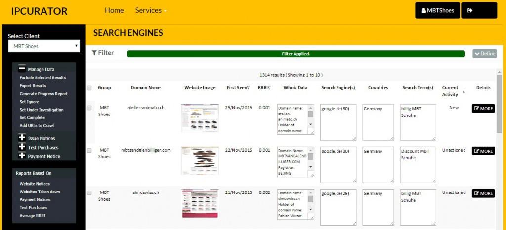 Search Engines 25NOV15