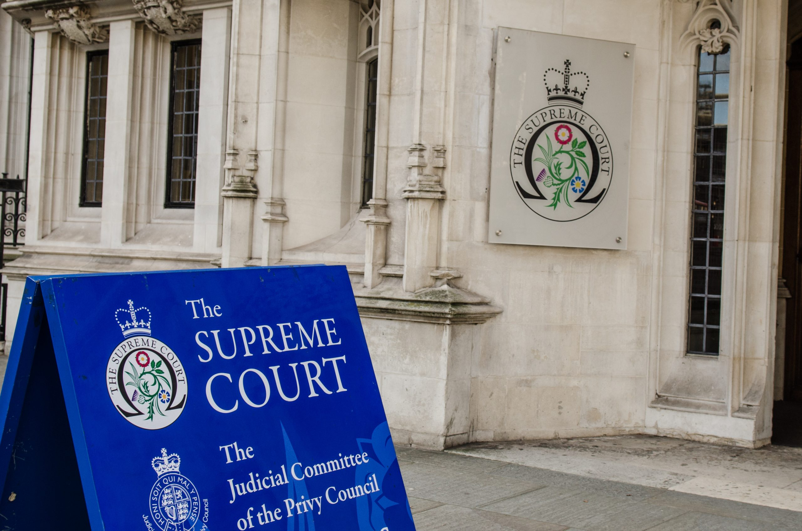 UK Supreme Court Upholds Jurisdiction to Set Global FRAND Licence Terms •  Intellectual Property Expert Group